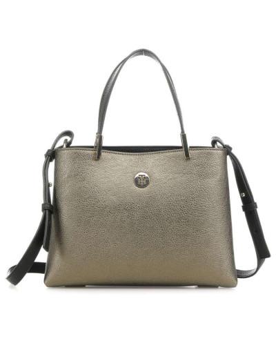 TH Core Handtasche grün metallic
