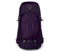 Xena 70 Back length S Trekkingrucksack violett