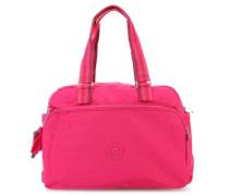 Basic July Bag Weekender pink