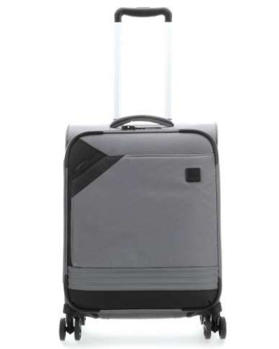 Foxx 4-Rollen Trolley silber