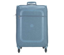 Dauphine 3 L Spinner-Trolley blau metallic