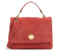 Liya Suede Handtasche
