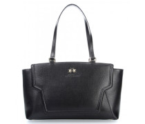 La Portena Handtasche schwarz