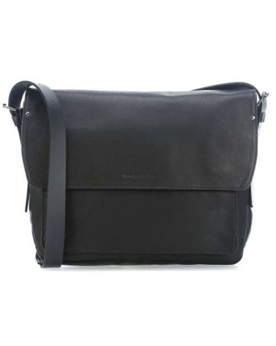 Ivy Lane 13'' Laptop Messenger schwarz