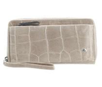 Cocco for iPhone 7 RFID Geldbörse taupe