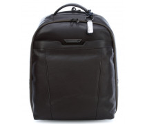 Sygnum 15'' Laptop-Rucksack dunkelbraun