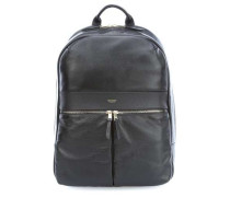 Mayfair Luxe Beaux 14'' Laptop-Rucksack schwarz