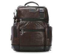 Bravo Leather 14'' Laptop-Rucksack