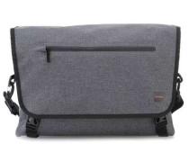 Thames Rupert 14'' Laptop Messenger grau