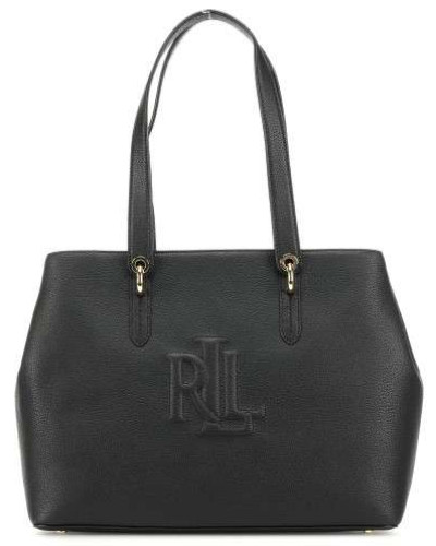 Anstey Highfield Shopper schwarz
