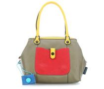 Black Yvette L Handtasche mehrfarbig