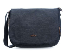 Basic Plus LM Earthbeat M Umhängetasche navy