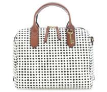 Fiona Handtasche schwarz weiß
