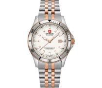 Flagship Lady Schweizer Uhr mehrfarbig