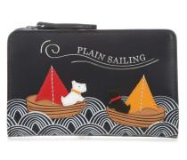 Sailing Geldbörse dunkelblau