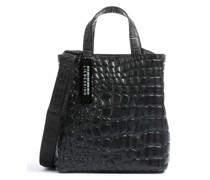 BOS Croco PaperbS20 Handtasche