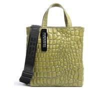 Paperbag Croco PaperbS Handtasche