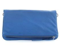 Vintage Aloe7 Clutch blau