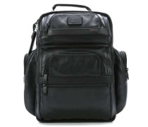 Alpha Business Leather 15'' Laptop-Rucksack