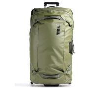 Chasm Rollenreisetasche grün 81