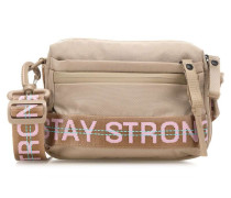 Roots Strong Yma Schultertasche beige