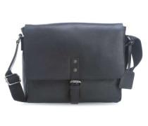 Newport M 11'' Laptop Messenger schwarz