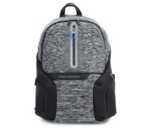Coleos Active 14'' Laptop-Rucksack grau