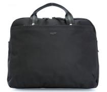 Contratempo 15'' Aktentasche mit Laptopfach schwarz