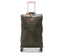 X-Bag X-Travel M Spinner-Trolley olivgrün