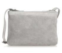 Mini Bag Schultertasche grau
