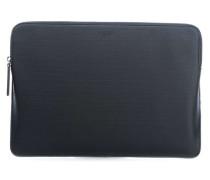 """Embossed Sleeves Ultrabook 13"""" Sleeve Laptophülle schwarz"""