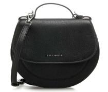 Mini Bag Schultertasche schwarz
