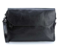 New Courier 16'' Laptop Messenger schwarz