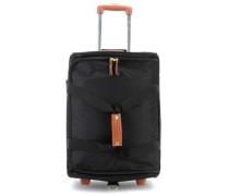 X-Bag X-Travel S Rollenreisetasche schwarz