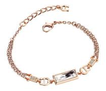 Fashion Art Déco Chic Armband roségold