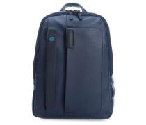 Pulse 14'' Laptop-Rucksack blau