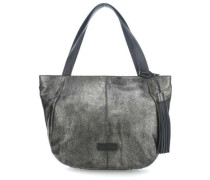 Zipper Louisville Shopper silber