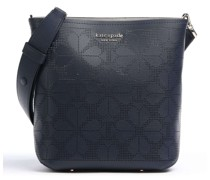 River Perforated Schultertasche