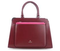 Amber Handtasche bordeaux