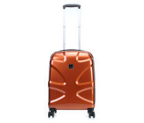 X2 Flash S Spinner-Trolley kupfer