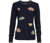 Pullover mit Herbst-Jacquard
