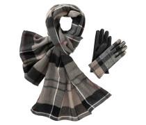 Schal und Handschuh-Geschenkset