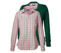 Set Pullover und Bluse