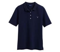 Halbarm Piqué-Poloshirt