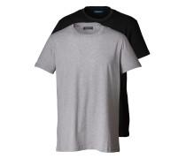 Doppelpack Rundhals T-Shirt