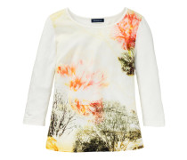 Shirt mit Landschaftsdruck