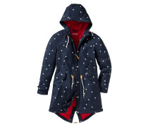 Softshellparka Island Friese Dots