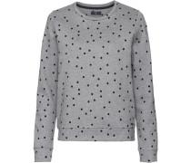 Sweatshirt, gepunktet