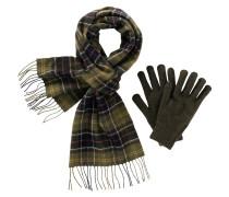 Geschenkebox Schal und Handschuhe