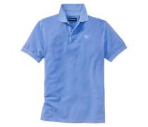 Poloshirt Washed Sports